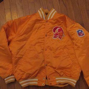 Vintage NFL Starter Pro Line Buccaneers Jacket